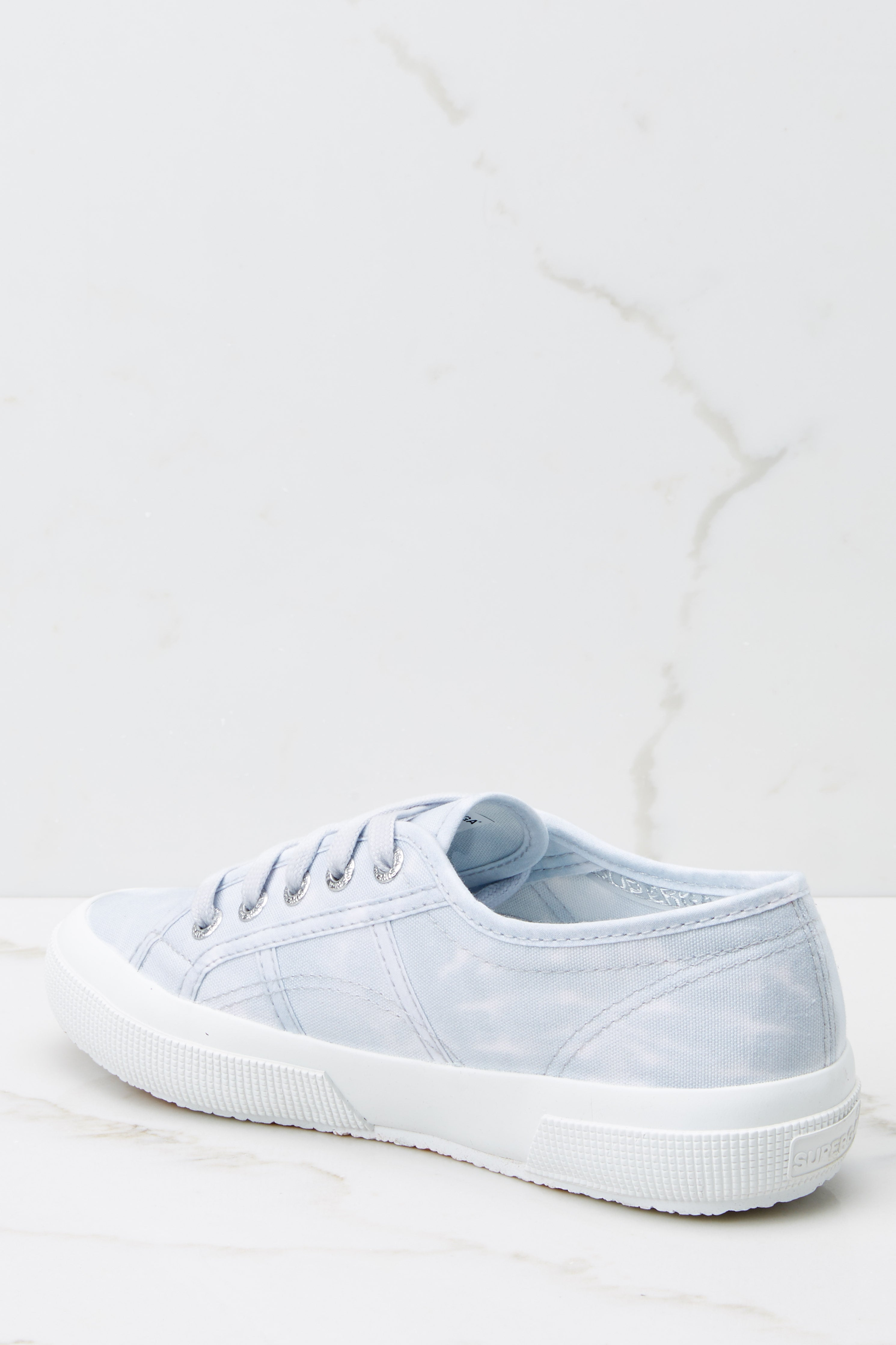 5 2750 Fantasy Cotu Blue Tie Dye Sneakers at reddress.com