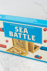 4 Sea Battle Wooden Game @ reddress.com