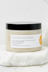 5 Grapefruit Ginger Essential Oil Sugar Scrub at reddress.com