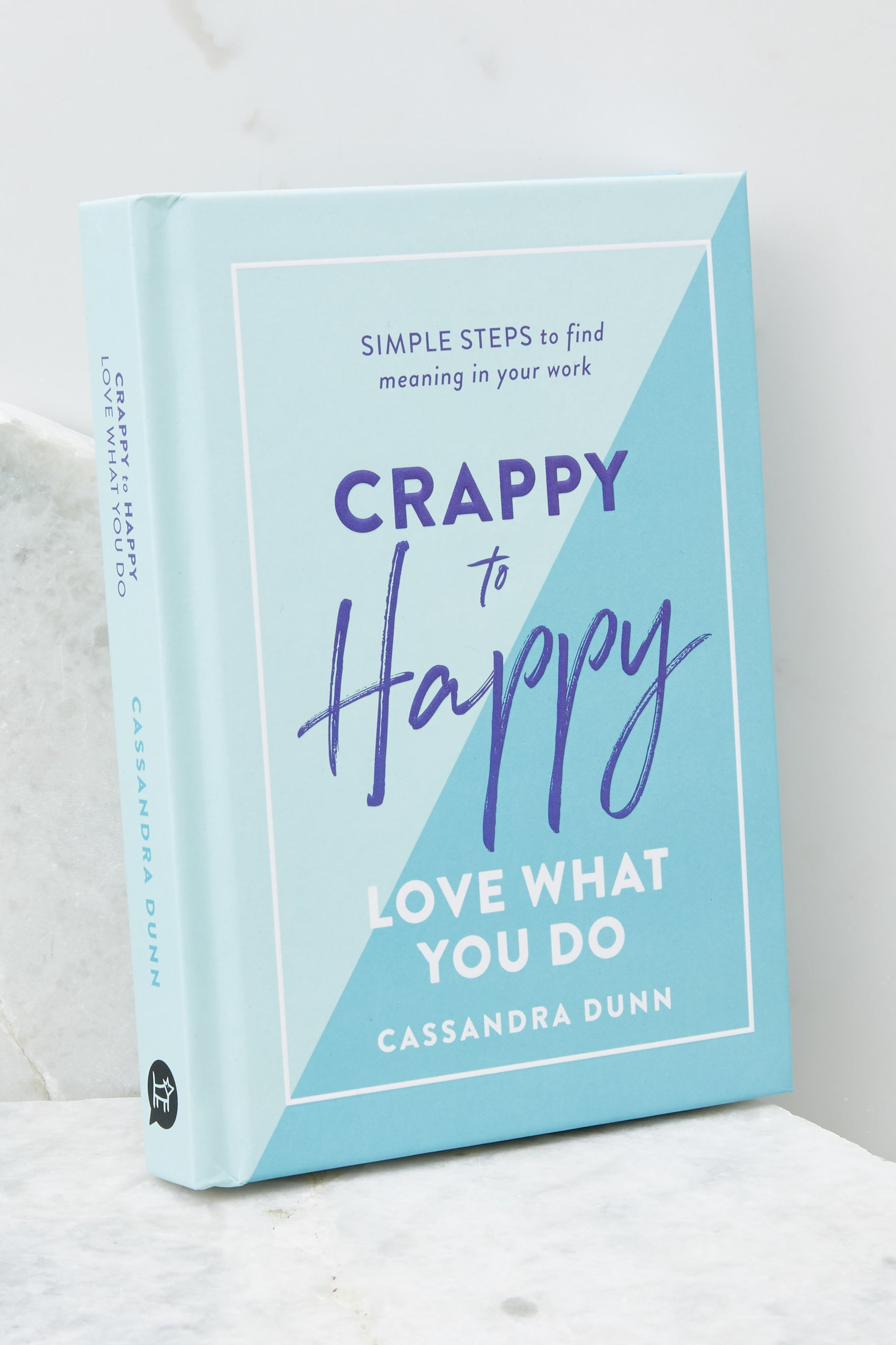 2 Crappy To Happy Book at reddress.com