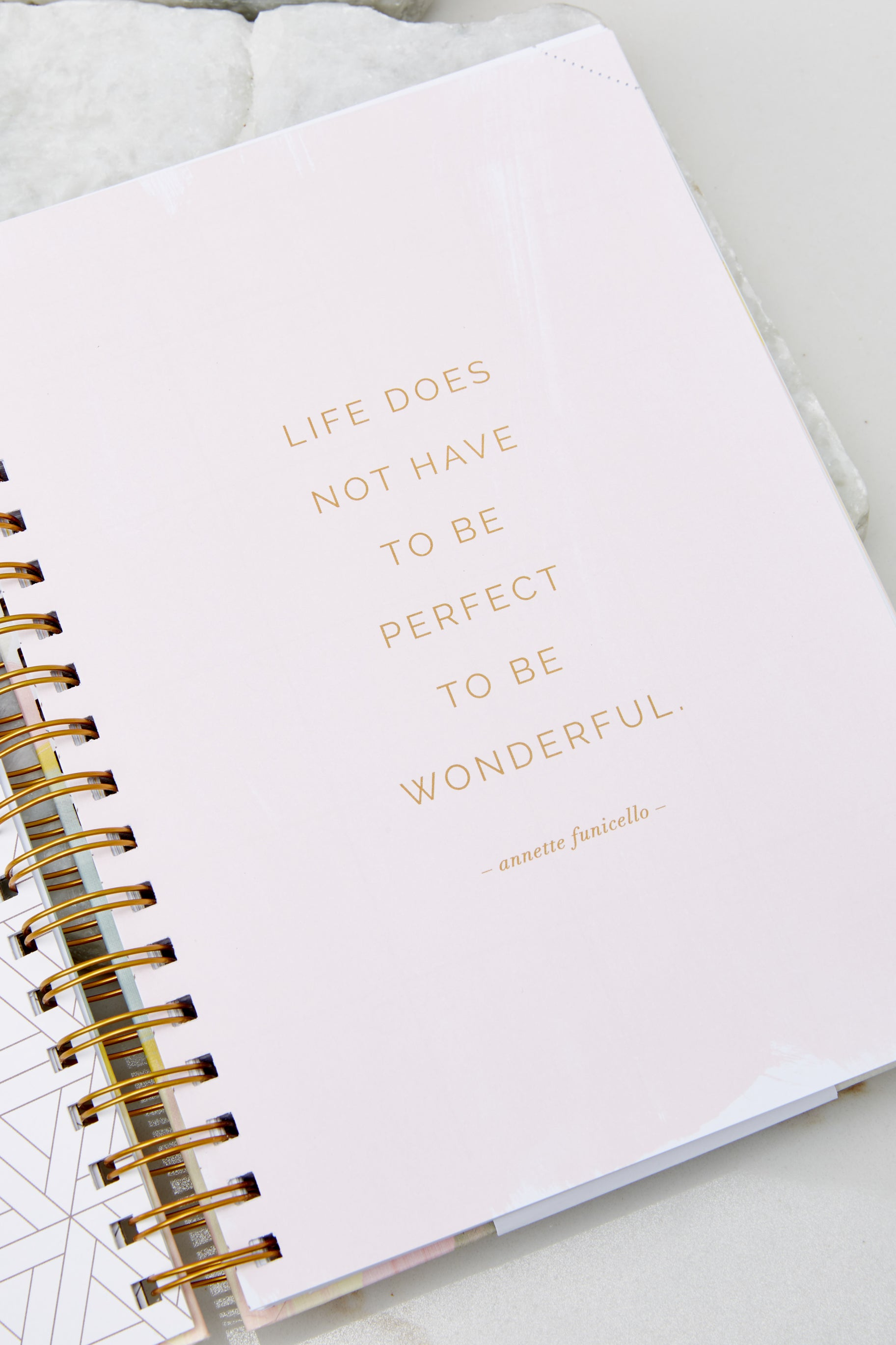 6 Something Wonderful Is About To Happen Planner at reddress.com