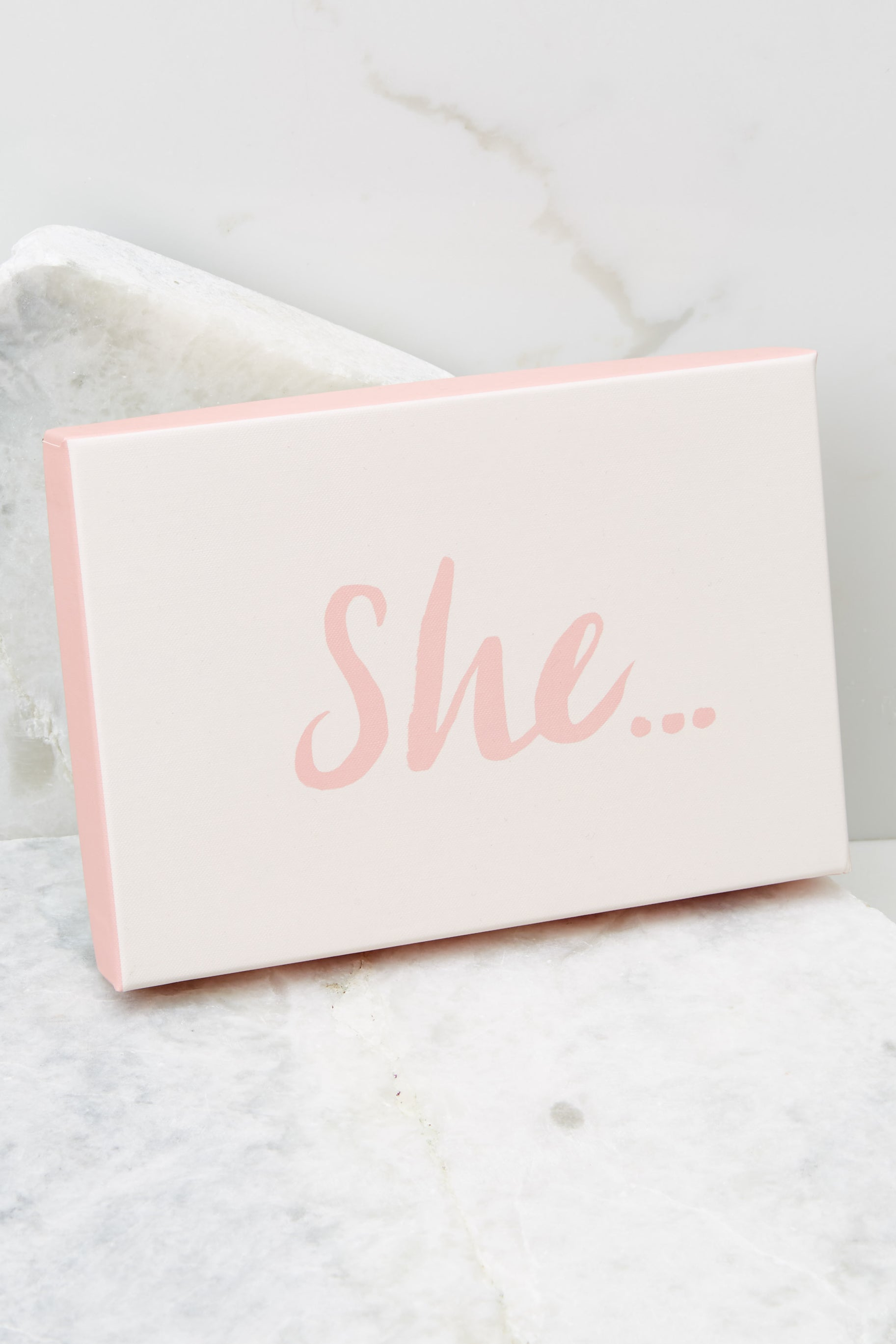 2 She... Note Cards at reddress.com