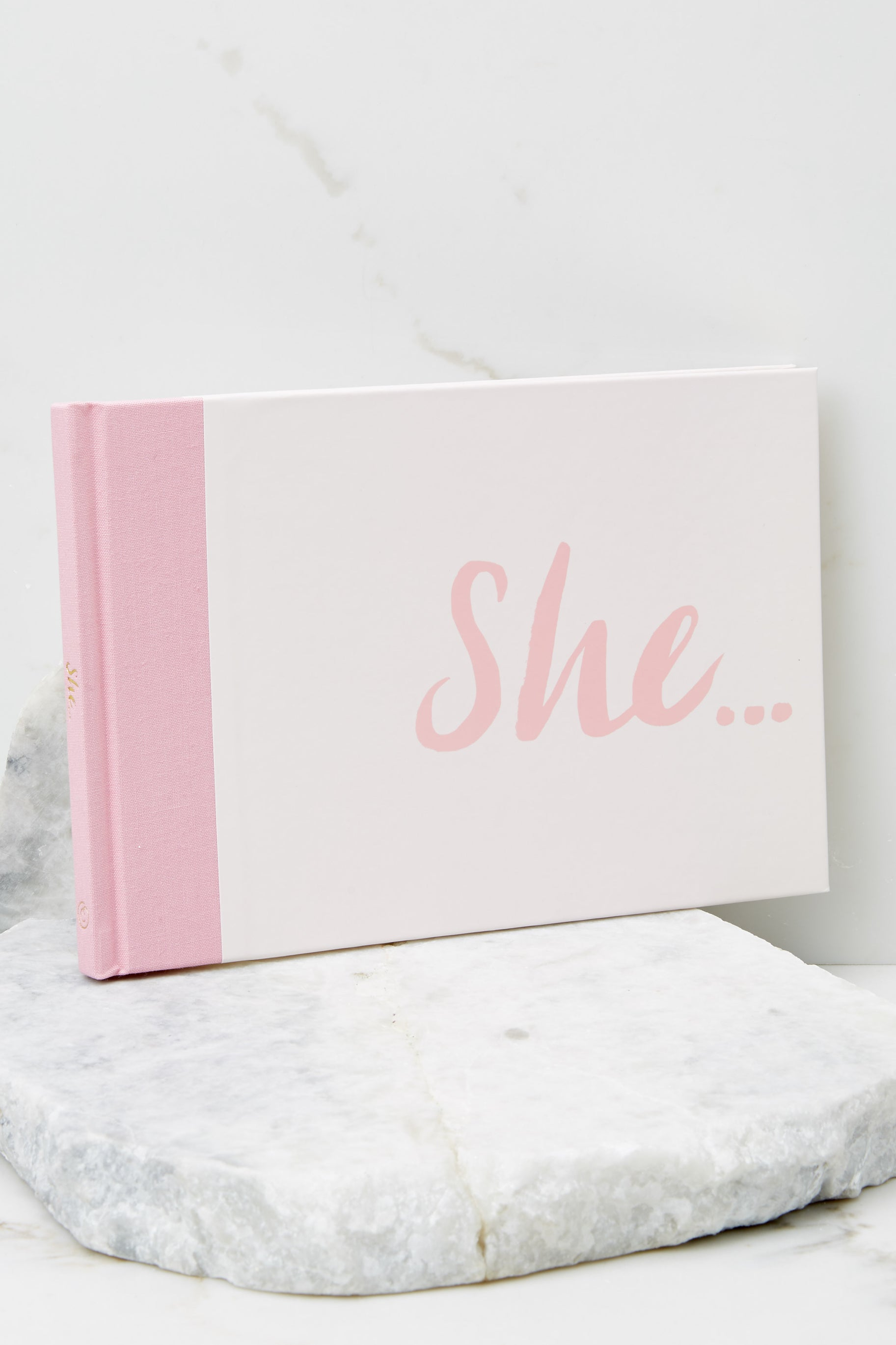 1 She... Inspirational Book at reddress.com