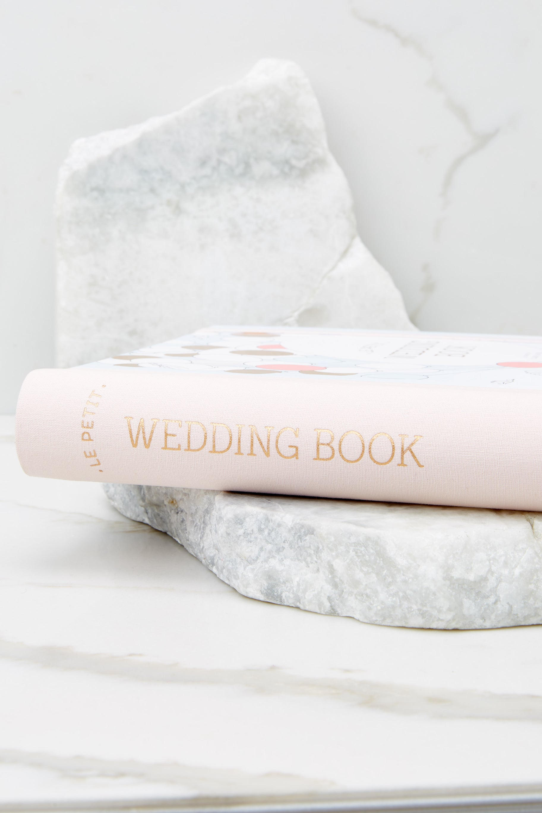 9 Le Petit Wedding Book at reddress.com