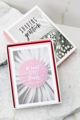 4 Sharing Gratitude Note Cards at reddress.com