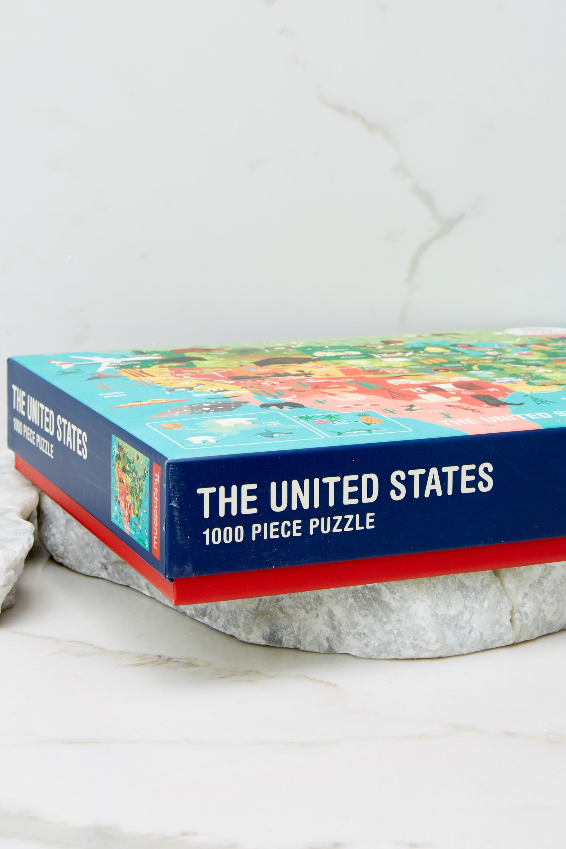 2 The United States Puzzle at reddress.com