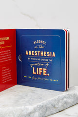 3 Pour Choices Coaster Board Book at reddress.com