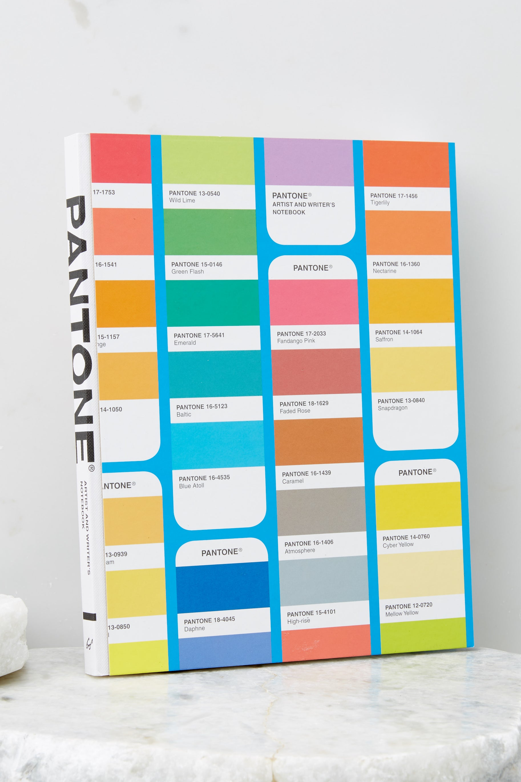 1 Pantone® Artist And Writer's Notebook at reddress.com