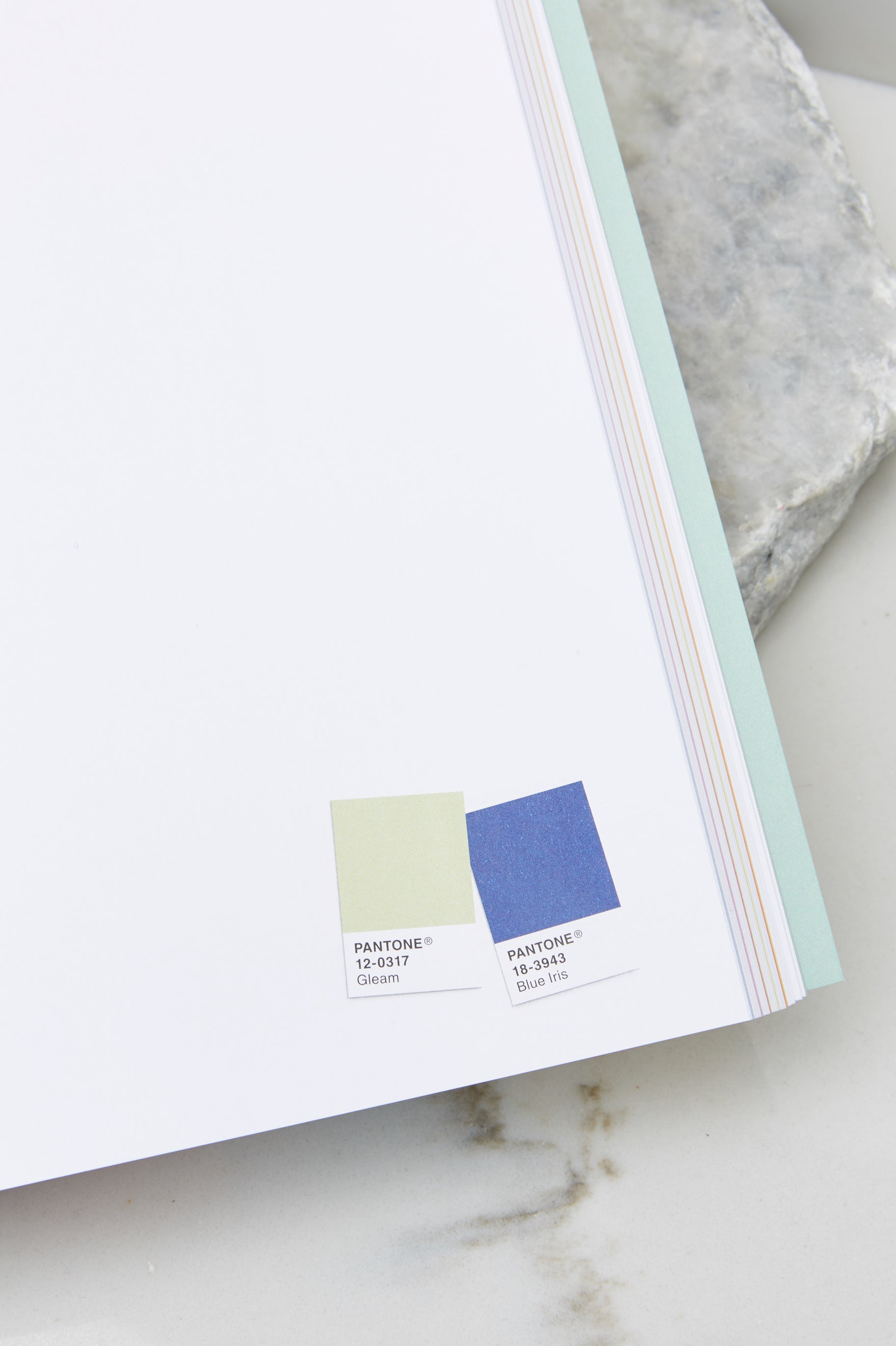4 Pantone® Artist And Writer's Notebook at reddress.com