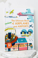 1 The Ultimate Book Of Airplanes And Airports at reddress.com