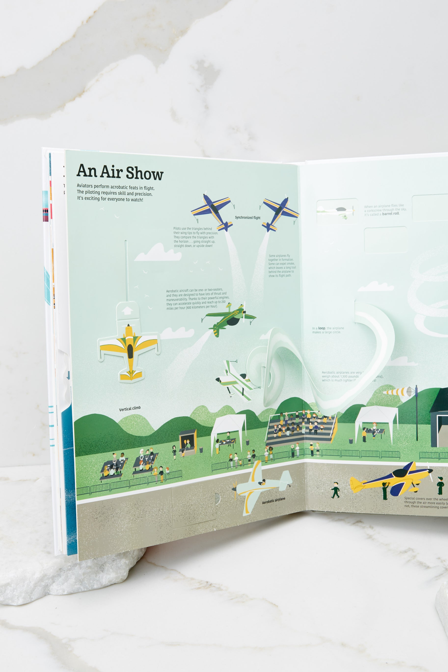 7 The Ultimate Book Of Airplanes And Airports at reddress.com