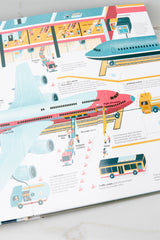4 The Ultimate Book Of Airplanes And Airports at reddress.com