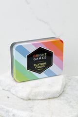 1 Bright Games Playing Cards at reddress.com
