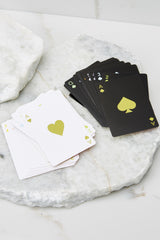 4 Bright Games Playing Cards at reddress.com