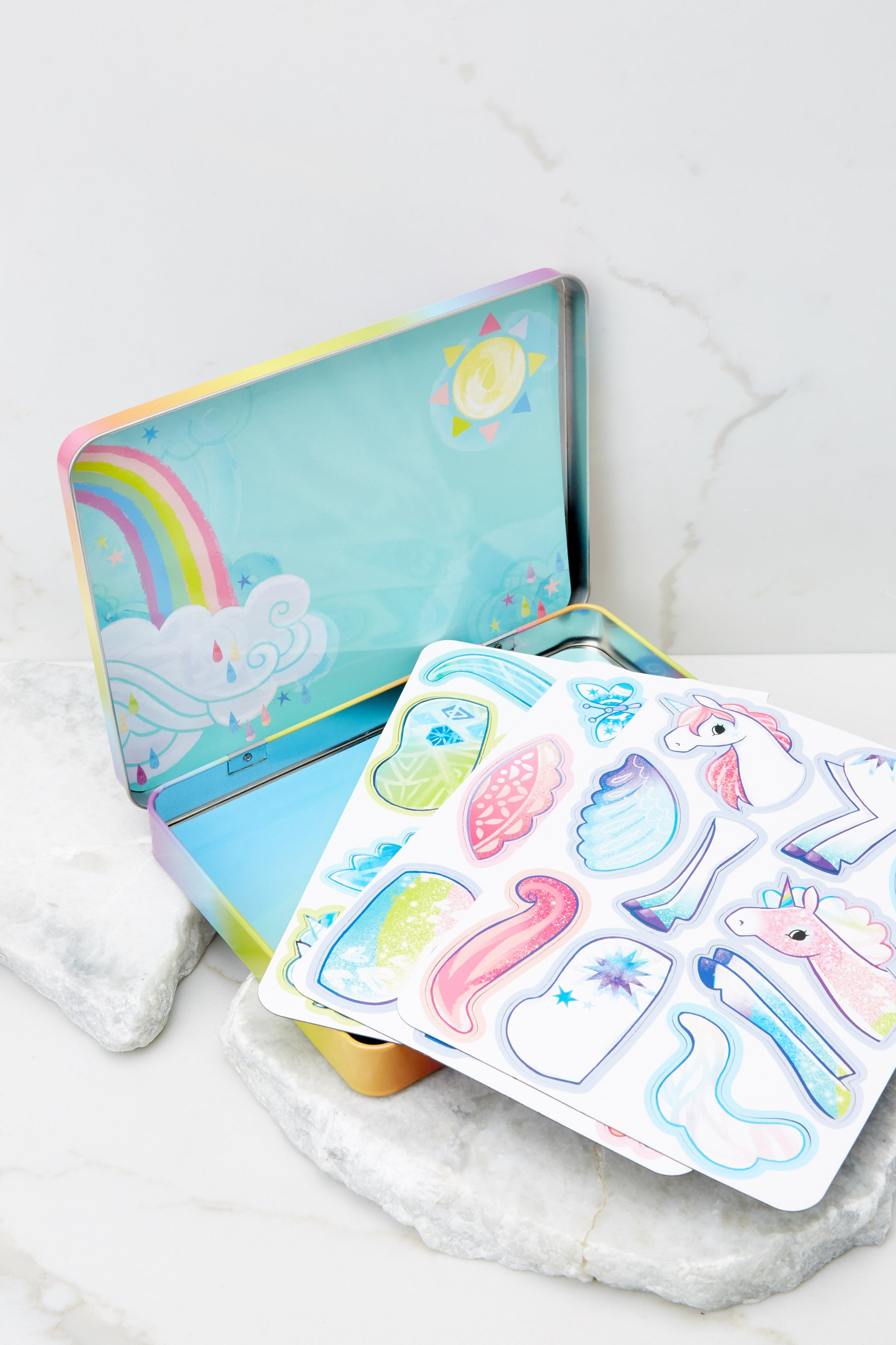 2 Magnetic Unicorn Game at reddress.com
