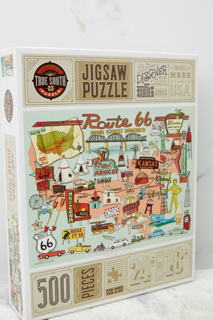 1 Nashville Jigsaw Puzzle at reddress.com