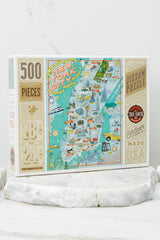 2 New York City Jigsaw Puzzle at reddress.com