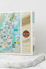 4 New York City Jigsaw Puzzle at reddress.com