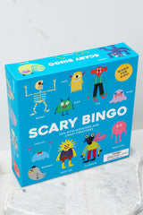 6 Scary Bingo Game at reddress.com
