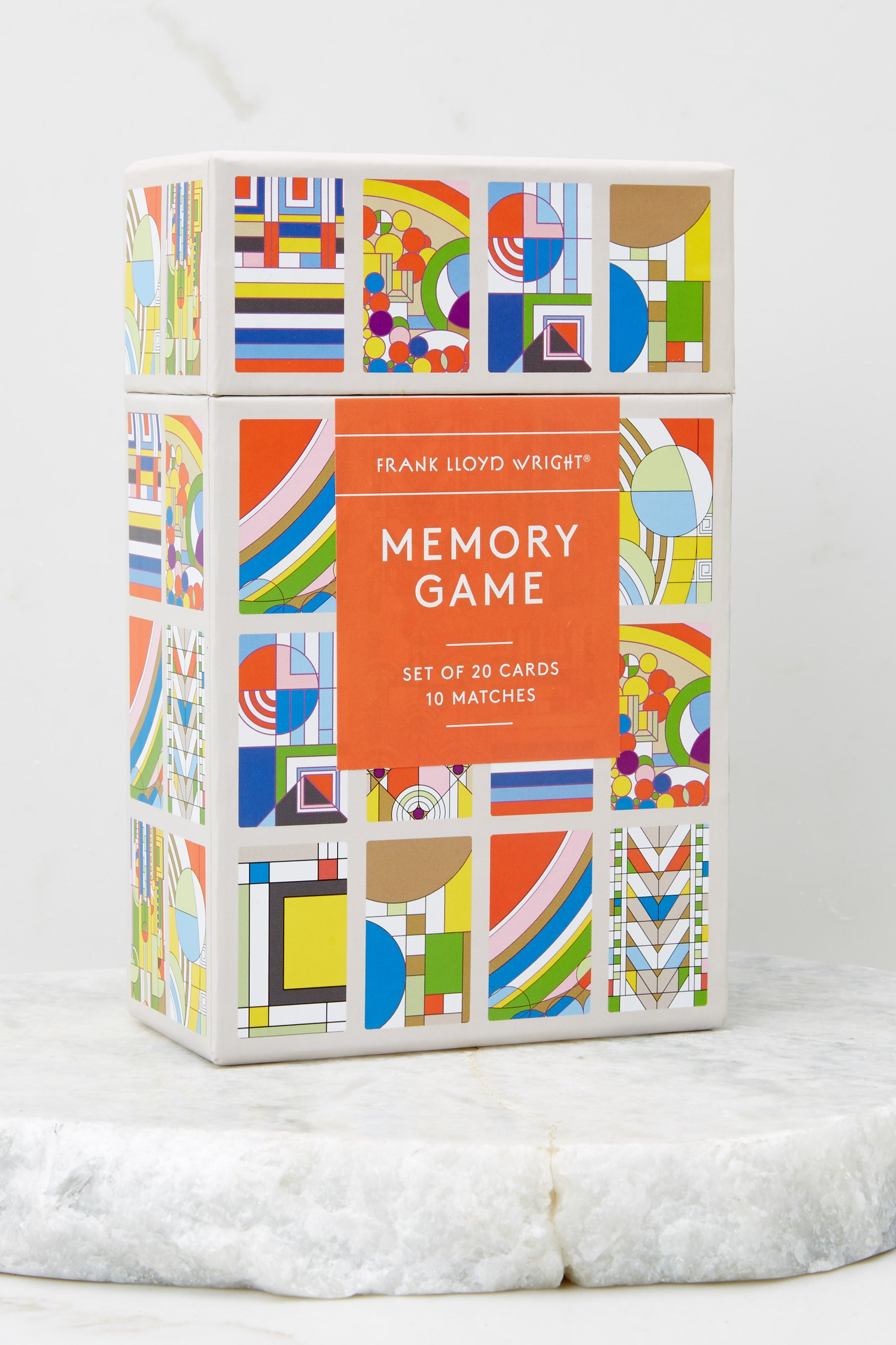 5 Abstract Memory Card Game at reddress.com
