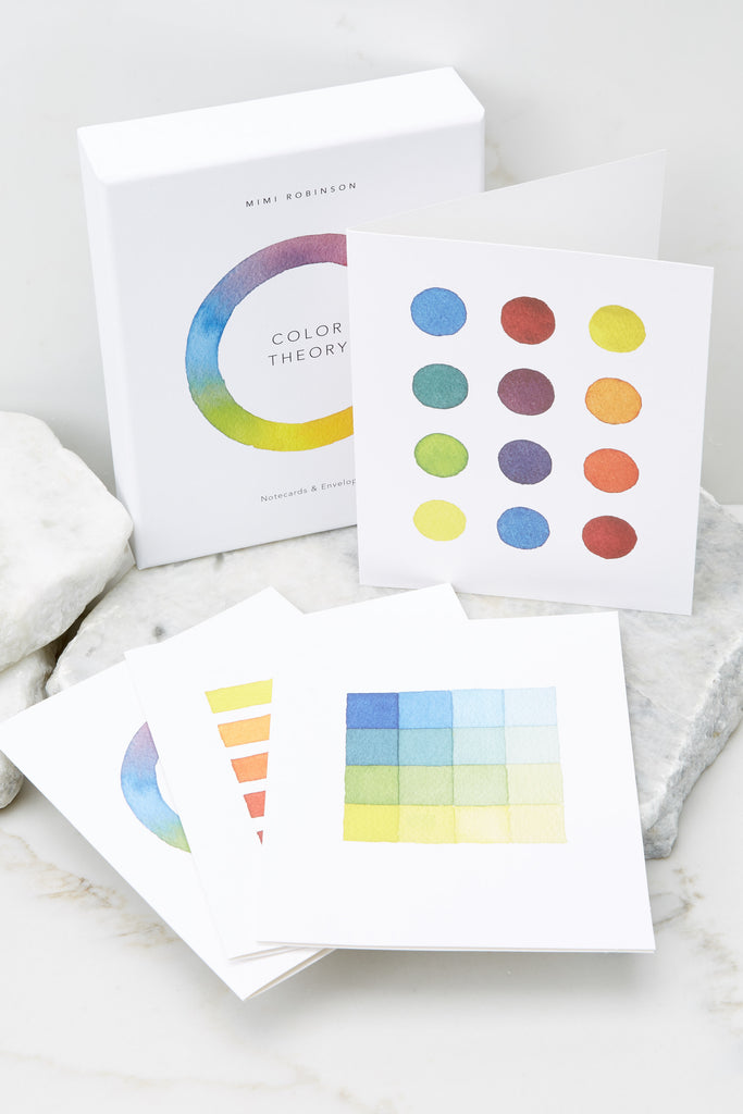 1 Pantone® Notecards at reddress.com