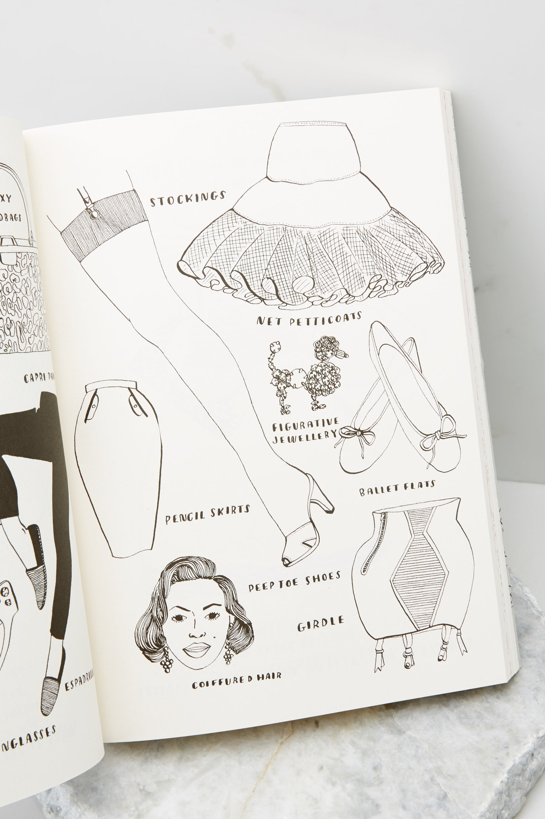 2 My Even More Wonderful World Of Fashion Activity Book at reddress.com