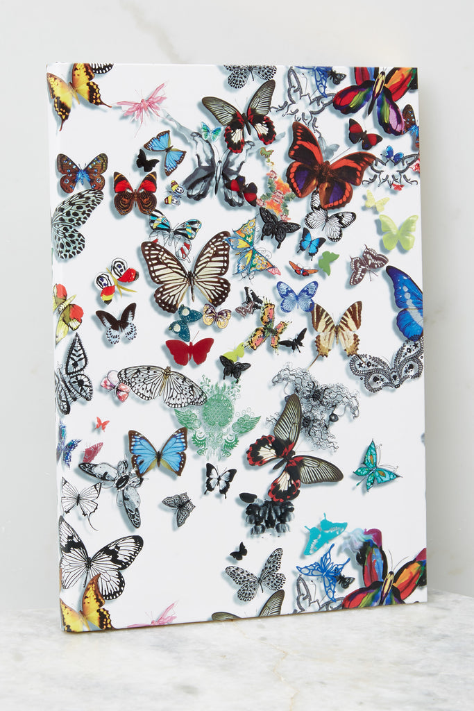 1 Christian Lacroix Songe D'Été Layflat Notebook at reddress.com