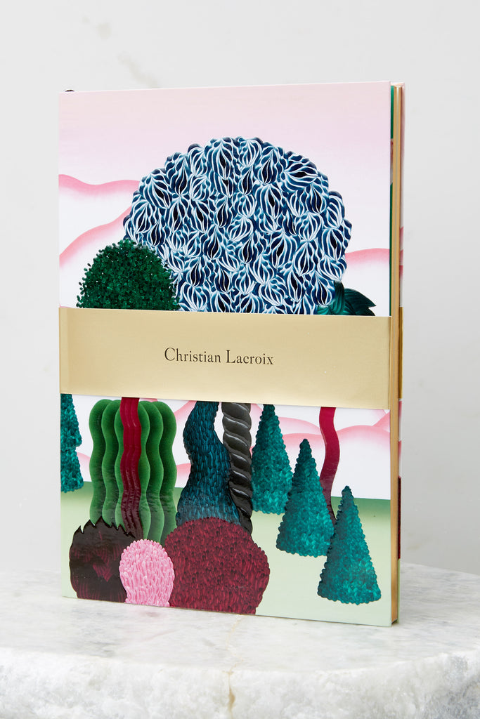 1 Christian Lacroix New York Layflat Notebook at reddress.com