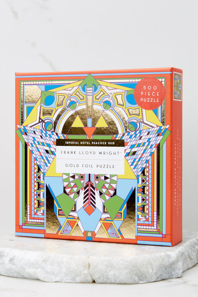 1 Blooming Books Shaped Puzzle at reddress.com