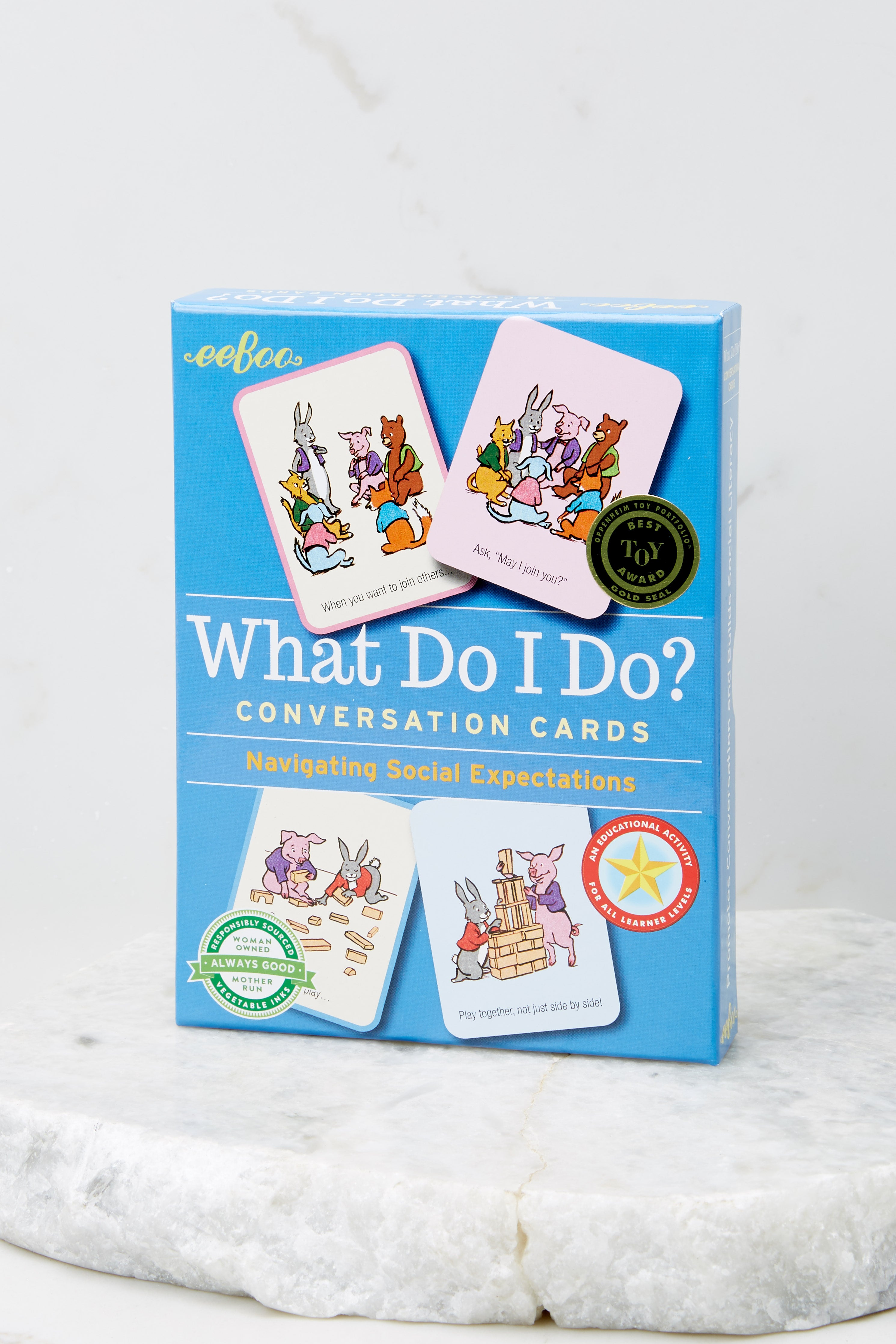 What Do I Do Conversation Cards