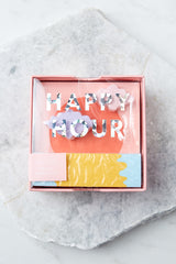 3 ban.do Happy Hour Deluxe Notepad Set at reddressboutique.com