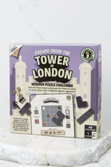 Escape From The Tower Of London Game