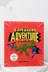 1 The Superhero Adventure Playset at Red Dress