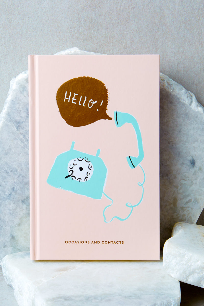 2 Kate Spade New York Hello! Address Book at reddressboutique.com