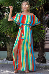2 Everyday Vacay Maxi Dress In Island Time at reddressboutique.com