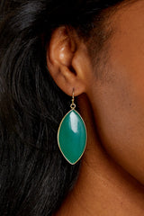 3 Even If Green Earrings at reddress.com