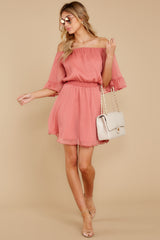 2 Effortless Grace Porcelain Rose Dress at reddressboutique.com