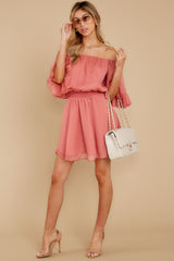 4 Effortless Grace Porcelain Rose Dress at reddressboutique.com