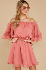 5 Effortless Grace Porcelain Rose Dress at reddressboutique.com