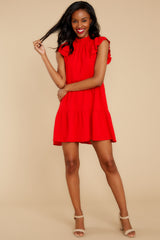3 You're Everything Red Dress at reddressboutique.com