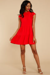 4 You're Everything Red Dress at reddressboutique.com