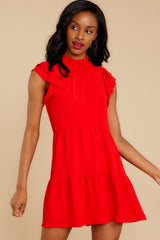 5 You're Everything Red Dress at reddressboutique.com