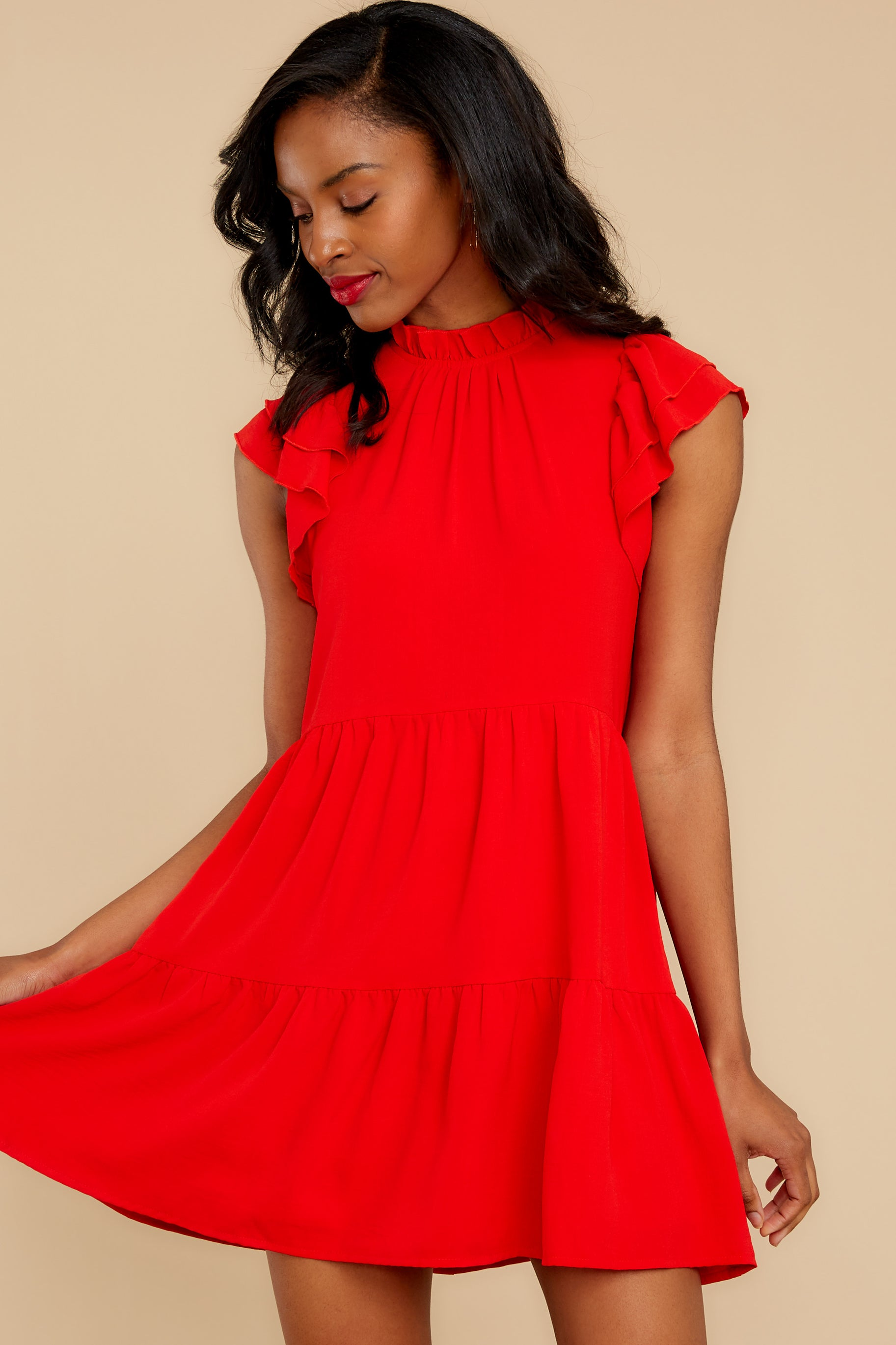 6 You're Everything Red Dress at reddressboutique.com