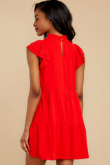 8 You're Everything Red Dress at reddressboutique.com