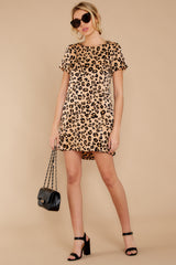 1 Party For Two Leopard Print Dress at reddressboutique.com