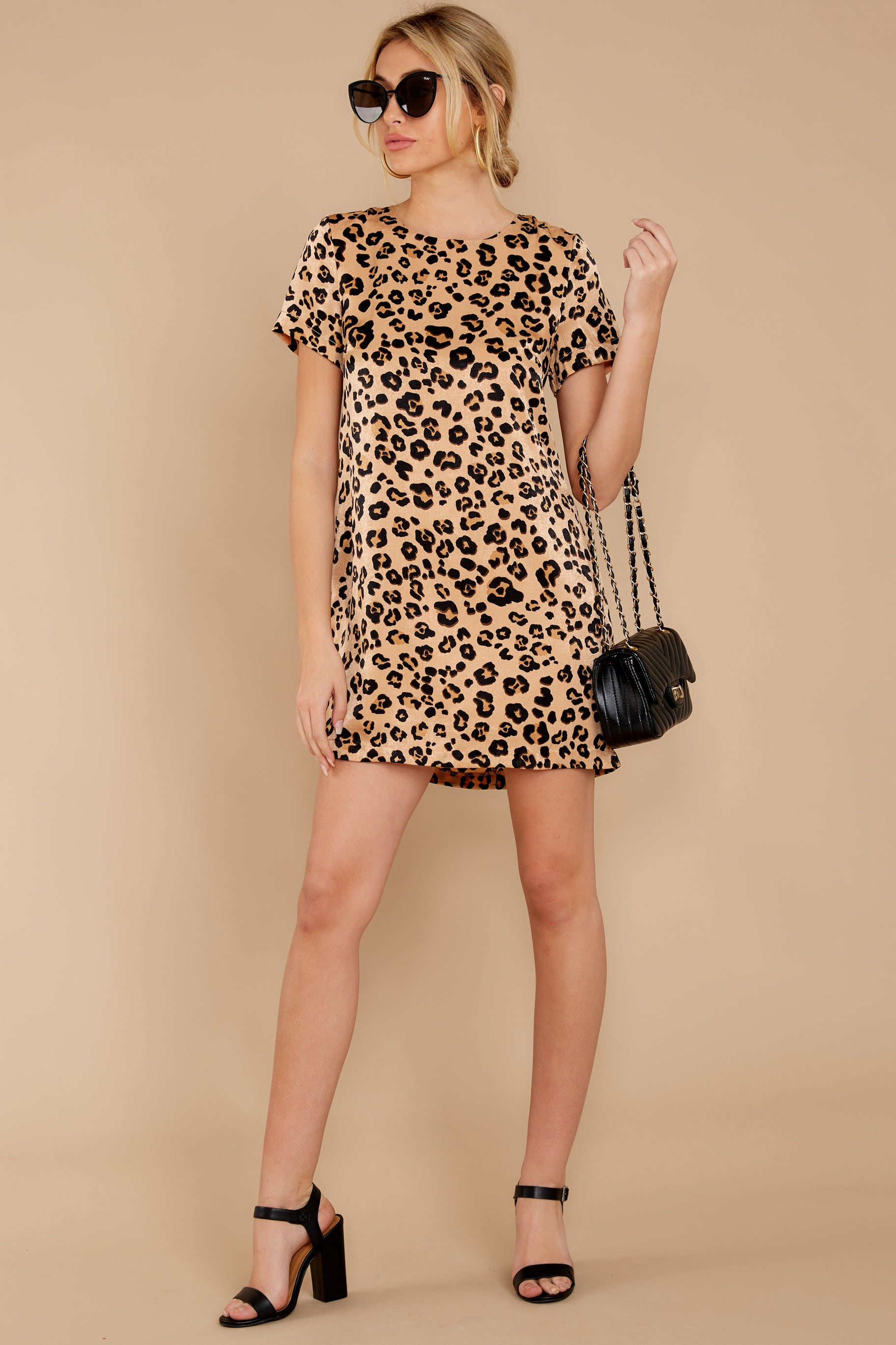 2 Party For Two Leopard Print Dress at reddressboutique.com