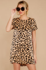 6 Party For Two Leopard Print Dress at reddressboutique.com