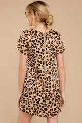 8 Party For Two Leopard Print Dress at reddressboutique.com