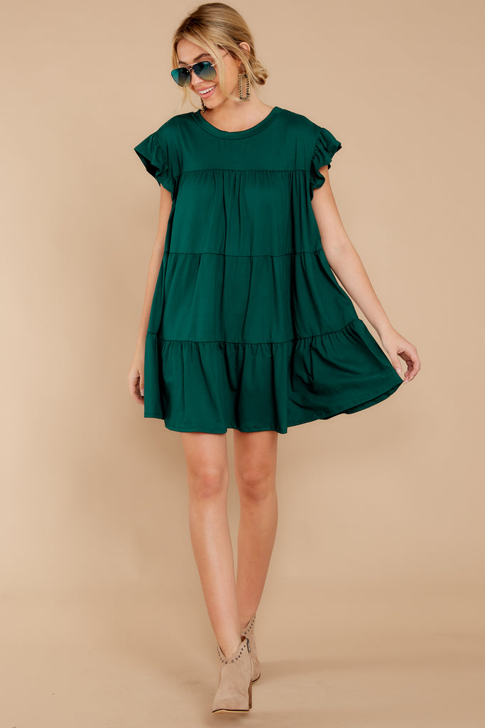 1 Anywhere She Goes Jade Green Dress at reddress.com