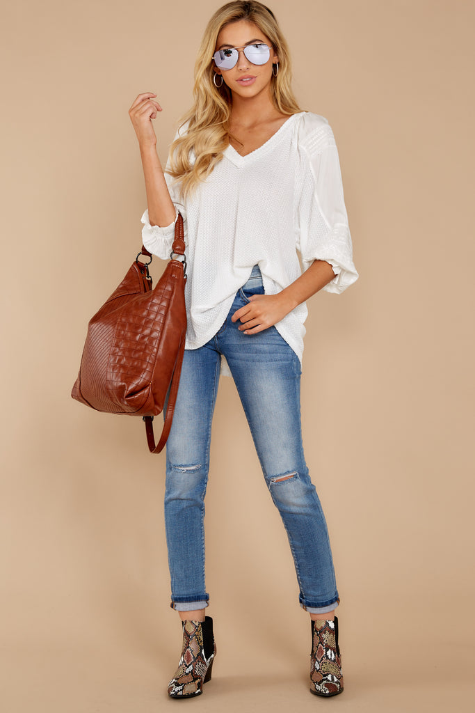 3 Give Me Your Best White Top at reddressboutique.com